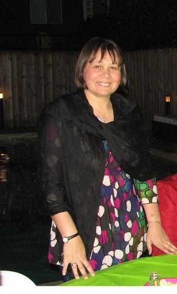 Carol Hendricks (before)