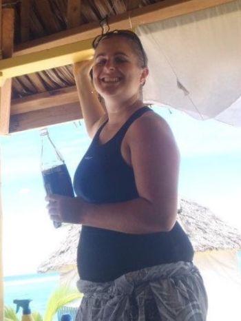 Jen Dive (before)