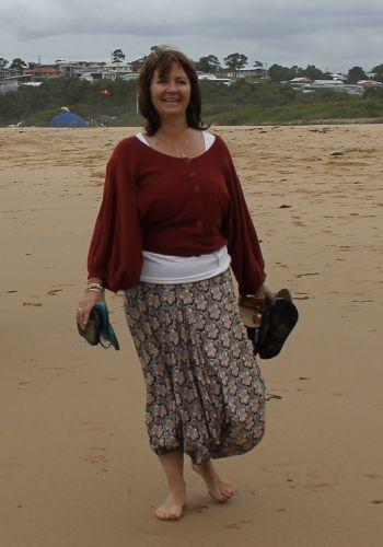 Linda Foster (before)