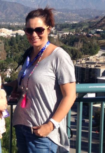 Melissa Lyon (before)