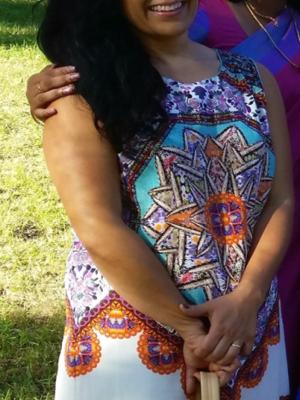 Adriana Sugunananthan (before)
