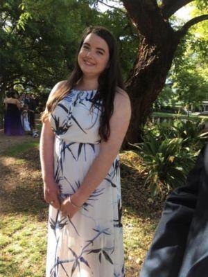 Caitlyn Herne (before)
