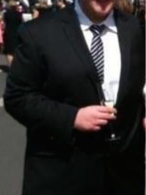 Cameron James (before)