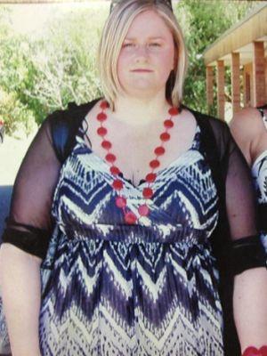Vanessa Edmunds (before)