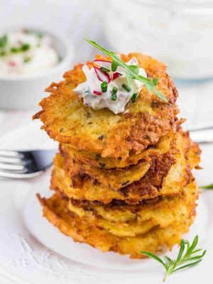 Potato Patties