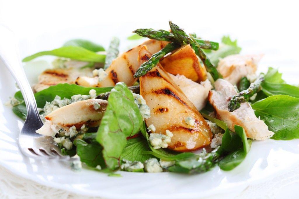 Punchy Pork Salad