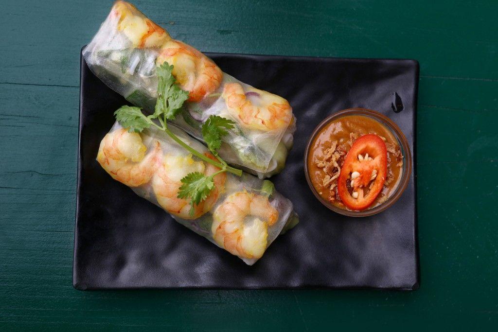 Vietnamese Paper Rolls