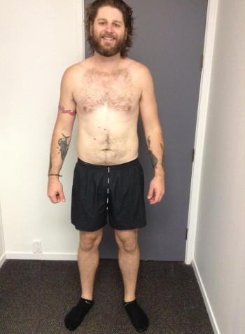 Dan Matthews (after)