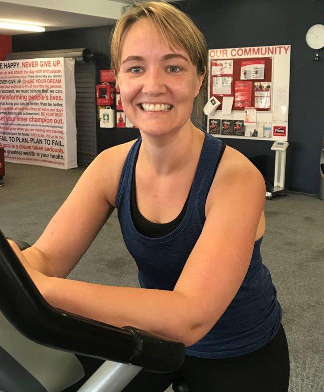 Stephanie Galbraith (after)