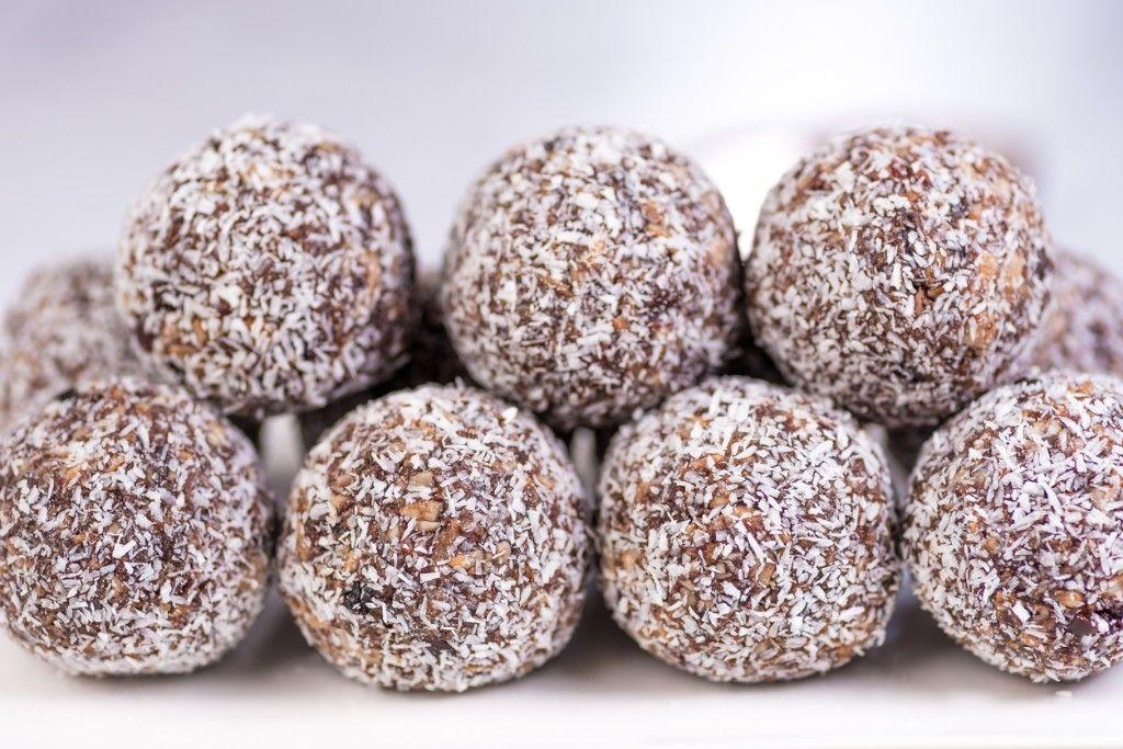 Cacao Nut Bites